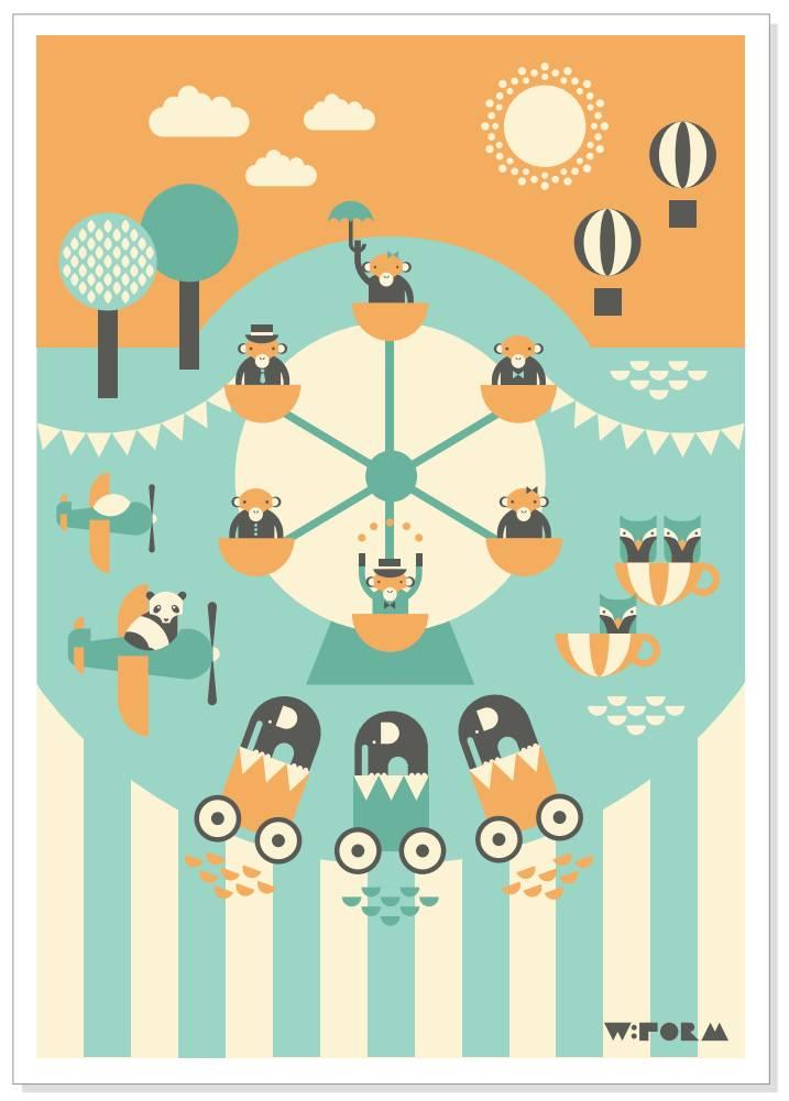 Poster W:form Tivoli
