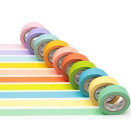 MT  MT washi tape pack light