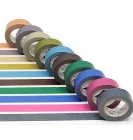 MT  MT washi tape pack darks