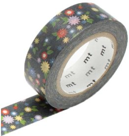 MT  MT masking tape ex mini flower