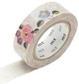 MT washi tape ex lace kalocsa