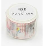 MT masking tape ex Paul Cox cependant