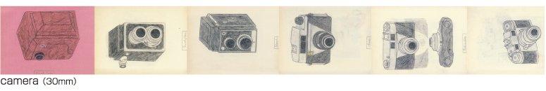 MT washi tape ex Philippe Weisbecker camera