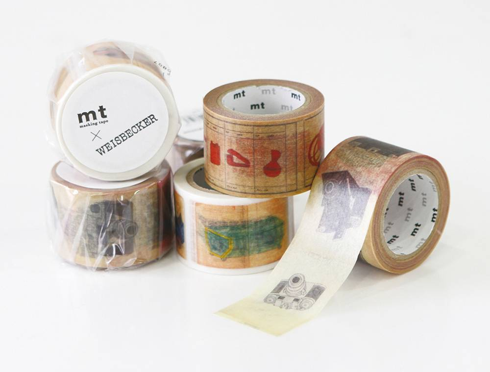 MT masking tape ex Philippe Weisbecker camera