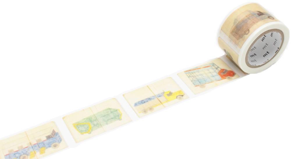MT masking tape ex Philippe Weisbecker car