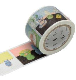 MT  MT masking tape ex Mizumaru Anzai prints