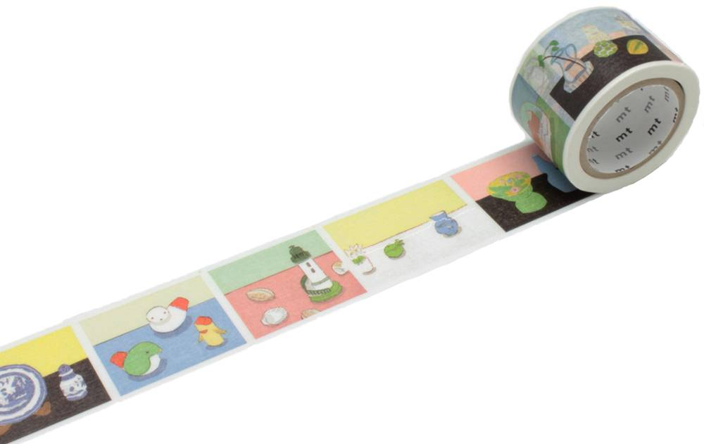 MT masking tape ex Mizumaru Anzai prints