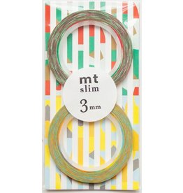 MT  MT masking tape super slim E