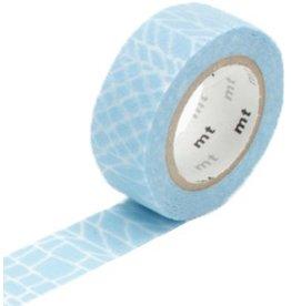 MT  MT washi tape fab flocky line