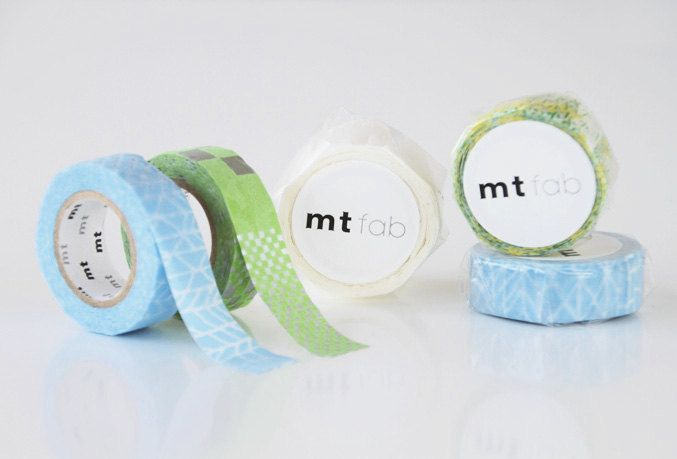 MT masking tape fab flocky line