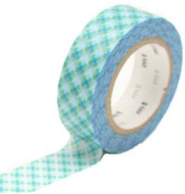 MT  MT washi tape oboro dot water