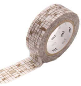 MT  MT masking tape line brown