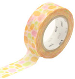 MT masking tape pool orange