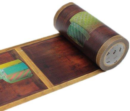 MT washi tape casa shelf 100 mm