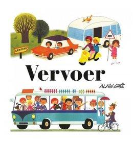 uitgeverij Gottmer Alain Grée boek Vervoer