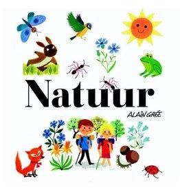 uitgeverij Gottmer Alain Grée boek Natuur
