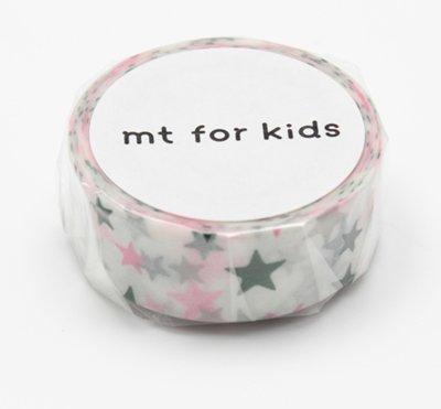 MT washi tape kids star