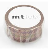 MT masking tape fab chidori checked