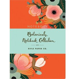 Chronicle books Notebook set Botanicals