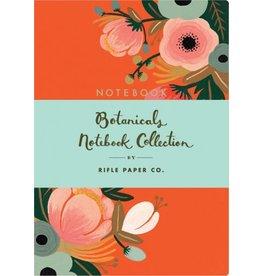 Chronicle books Notebook set Botanicals