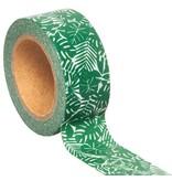Masking tape botanical garden
