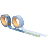 Masking tape splashed out set