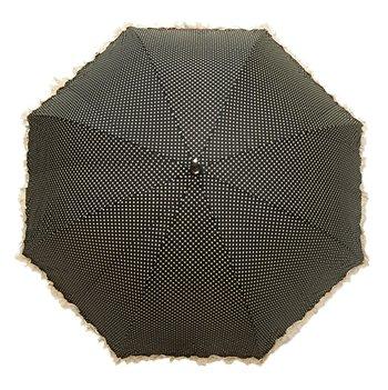 Paraplu frou frou zwart