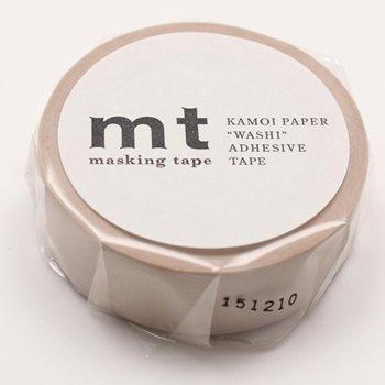 MT masking tape pastel brown