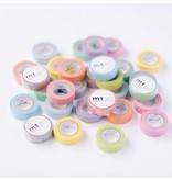 MT washi tape pastel pink