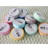 MT washi tape pastel blue