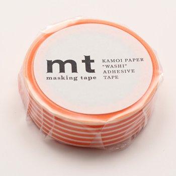 MT masking tape border mikan
