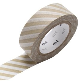 MT  MT washi tape stripe suna