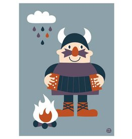 Bora Poster Viking