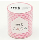 MT casa dot pink 50 mm