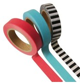 Masking tape small 3 pack