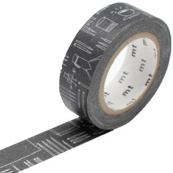 MT masking tape work & fika