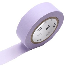 MT  MT washi tape pastel purple