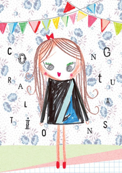 Kaart Margo Slingerland Congratulations