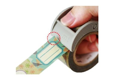 MT washi tape cutters
