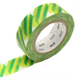 MT  MT masking tape crystal green