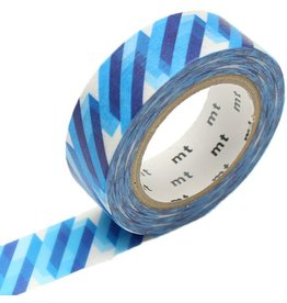 MT  MT masking tape crystal blue