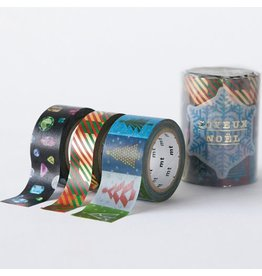 MT  MT washi tape Kerstset 3