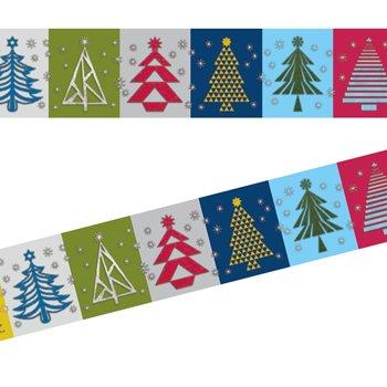 MT washi tape kerst paper tree