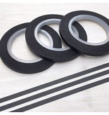 MT masking tape slim set black 3 mm