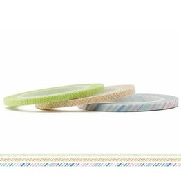 MT  MT masking tape slim set pastel 3 mm
