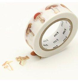 MT  MT washi tape ex mushroom