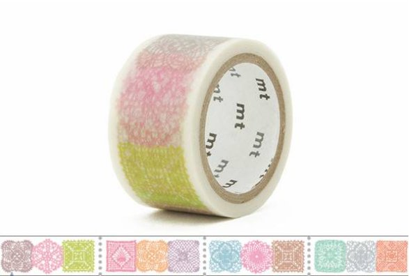 MT masking tape fab crochet