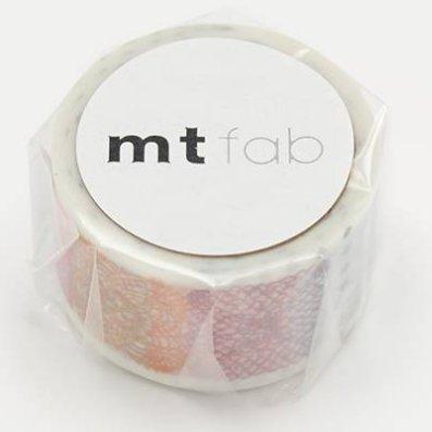 MT washi tape fab crochet