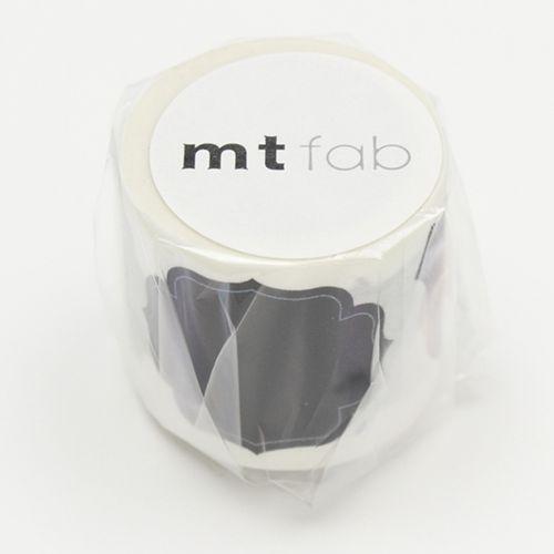 MT washi tape fab krijtbord label