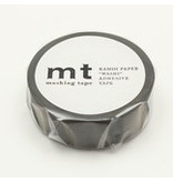 MT masking tape wobble tile green